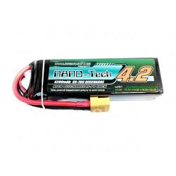 Li-Po baterie NANO Tech...