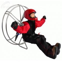 RC motorová krosna – pilot...